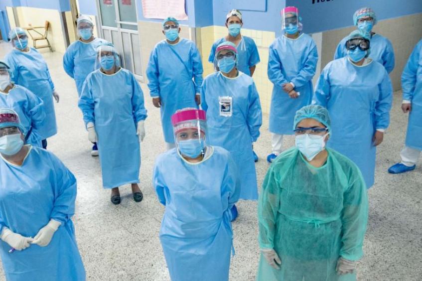 Honduras: El respeto y la solidaridad hacia el personal de salud y prehospitalario es extremadamente necesario en tiempos de COVID-19