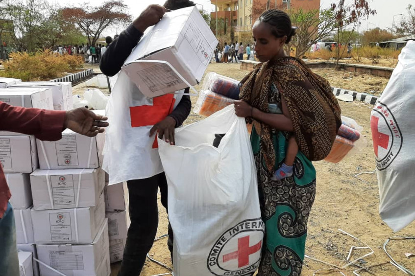 Operational update on Ethiopia: ICRC concerned about humanitarian situation in rural areas of Tigray