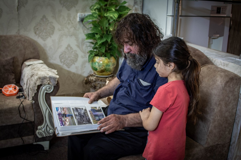 Iraq - The Missing: Sharing the Families' Needs and Demands