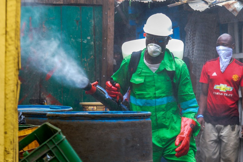 COVID-19: Massnahmen gegen die Ausbreitung des Coronavirus in Afrika