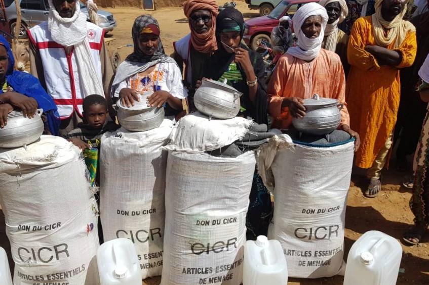 Mali : « Le CICR se doit de venir en aide à ces personnes à Ménaka »