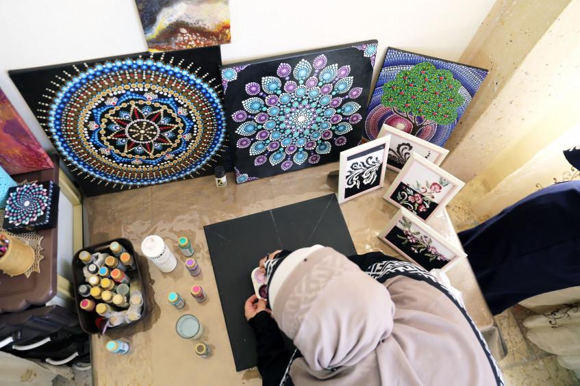 الأردن: عندما يصبح الفن خلاصًا