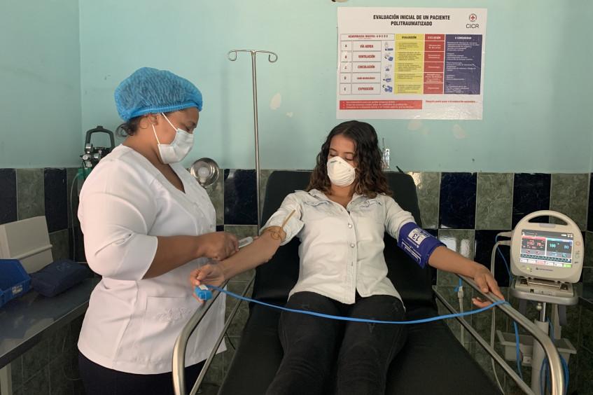 Venezuela: entrega, dedicación y obstáculos de una enfermera en zona de frontera