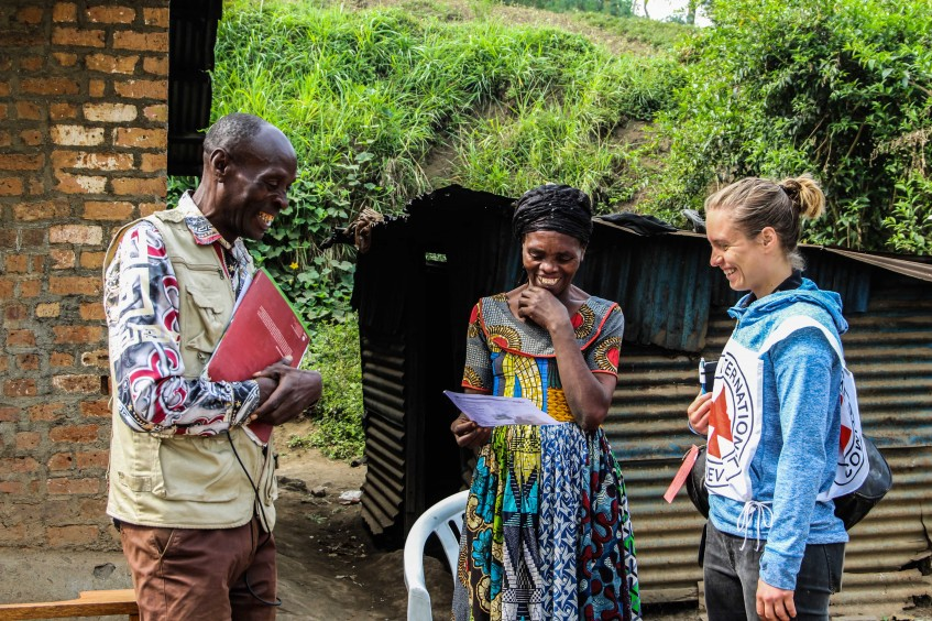 Democratic Republic of the Congo / Rwanda: Zawadi finds her parents 25 years after genocide