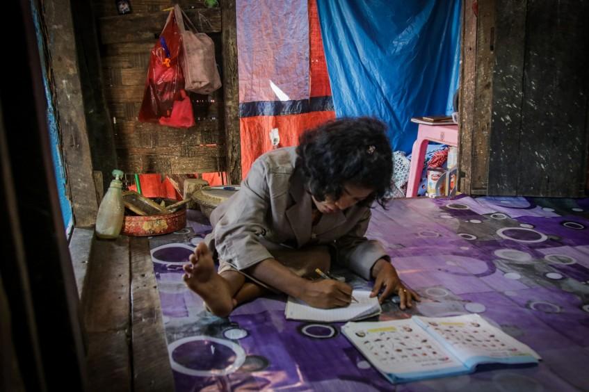 ميانمار: خين ميات كياو تقترب من بلوغ حلم حياتها