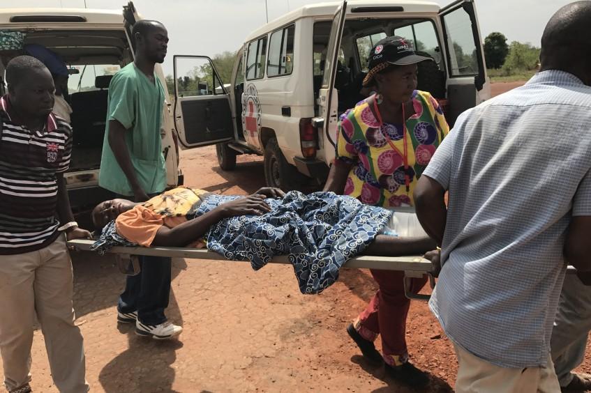 République centrafricaine : évacuations médicales d'urgence, une question de vie ou de mort !