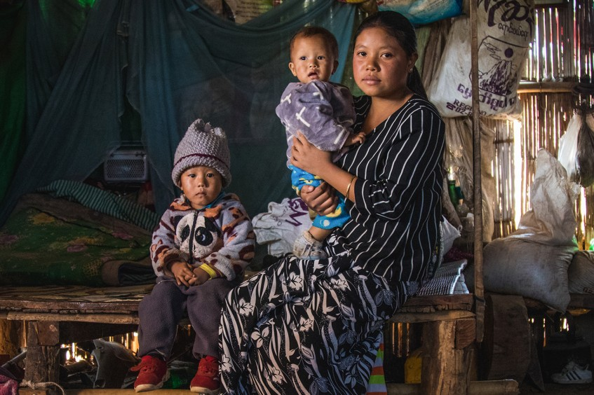 Myanmar: Ma Su Hlaing raises awareness of mines, so others don't lose loved ones like she did