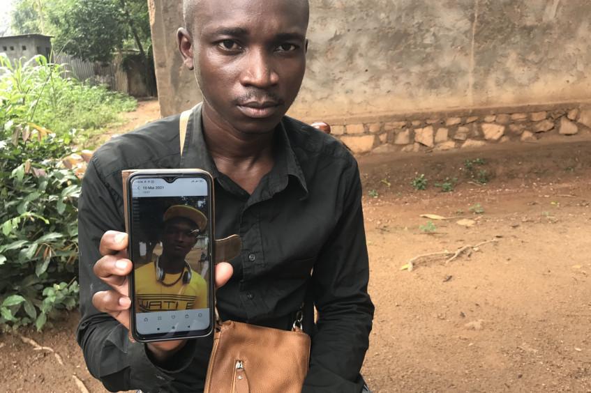 Journée internationale des personnes disparues: témoignage de la famille d'un disparu