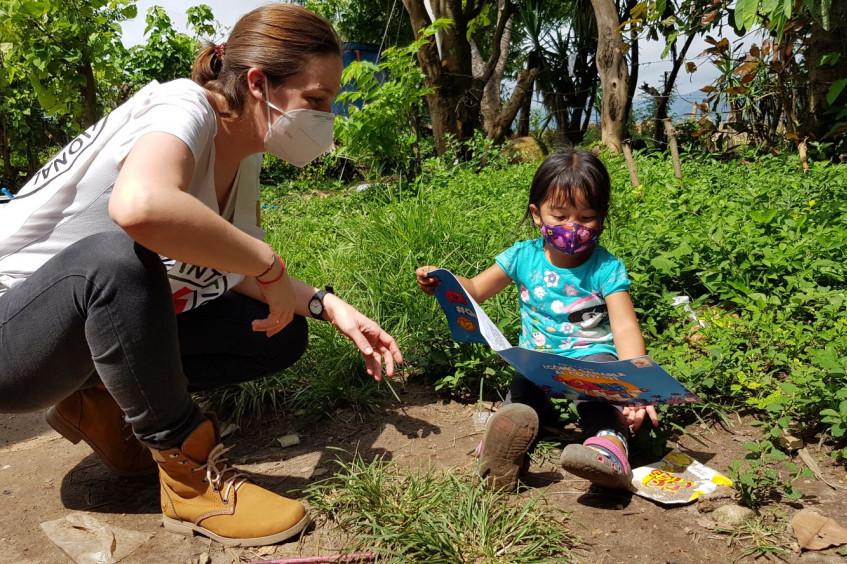 El Salvador: actividades realizadas en respuesta a la pandemia de covid-19