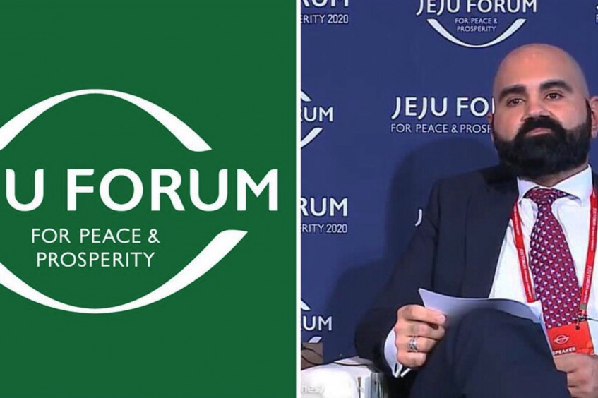 Seoul: ICRC discusses cybersecurity cooperation at Jeju Forum