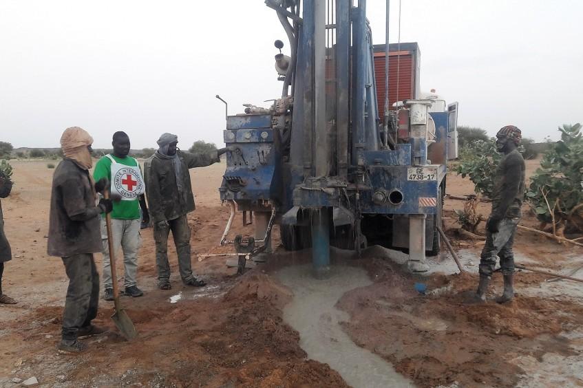 Mali : l'eau est de plus en plus rare à Kidal