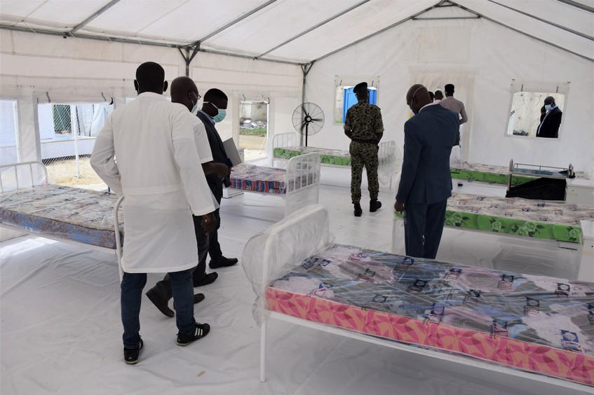 Délégation régionale Abidjan : troisième bulletin de notre riposte au Covid-19