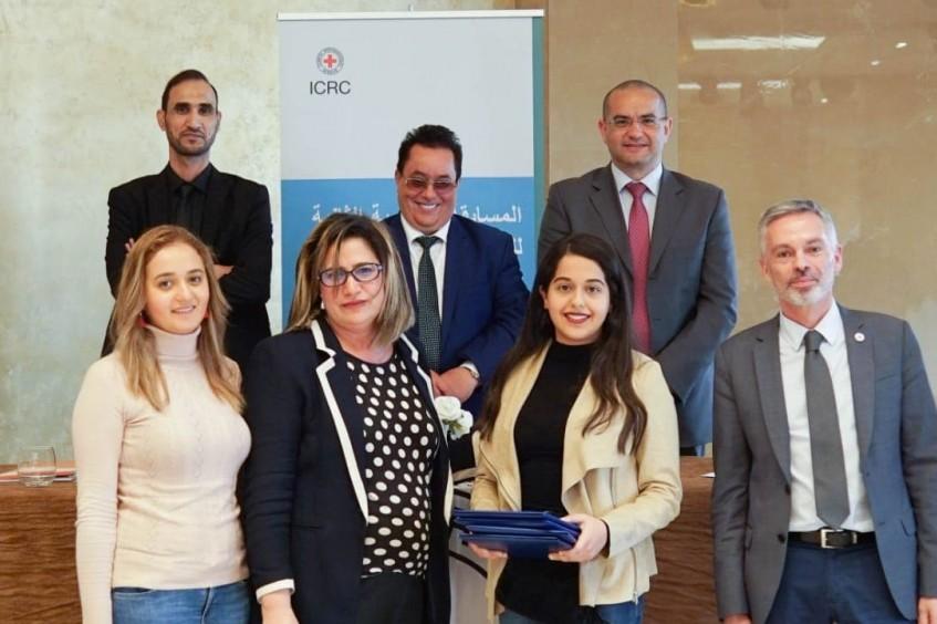 Maroc : des étudiantes de la faculté des sciences juridiques de Aïn Chock de Casablanca participent à un concours régional de plaidoirie