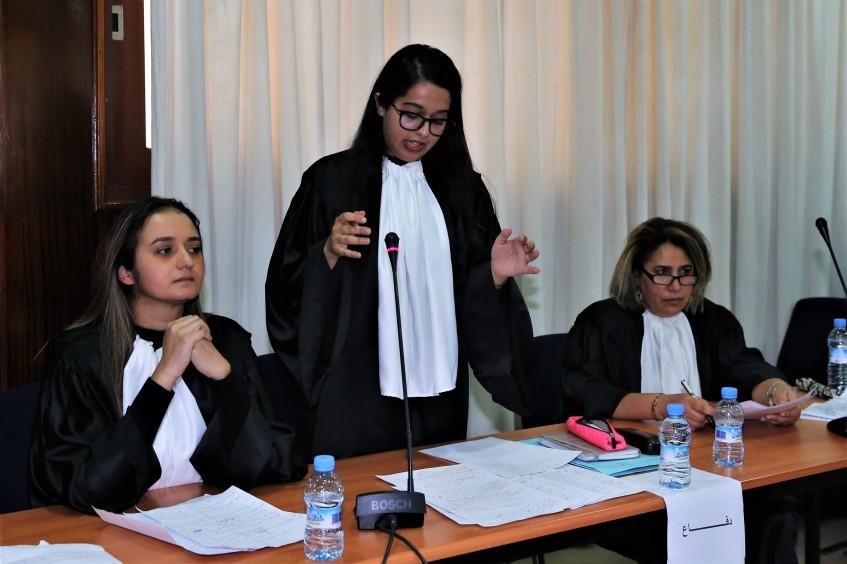 Maroc : 380 personnes formées au droit international humanitaire en 2018
