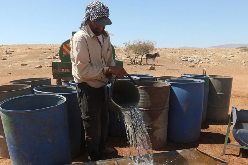 Climate Change and Bedouin Communities in the Jordan Valley