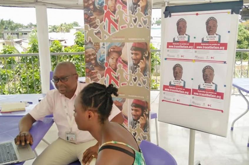 Côte d'Ivoire : Matty retrouve son oncle après neuf ans grâce au site Trace the Face