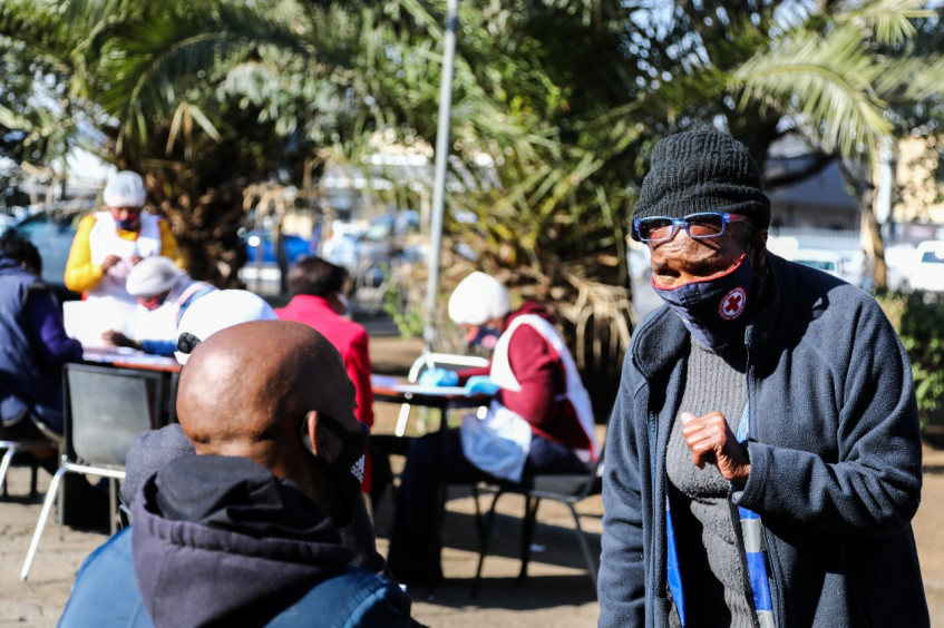 World Mental Health Day: New Red Cross survey shows more than half of South Africans' mental health affected by COVID-19