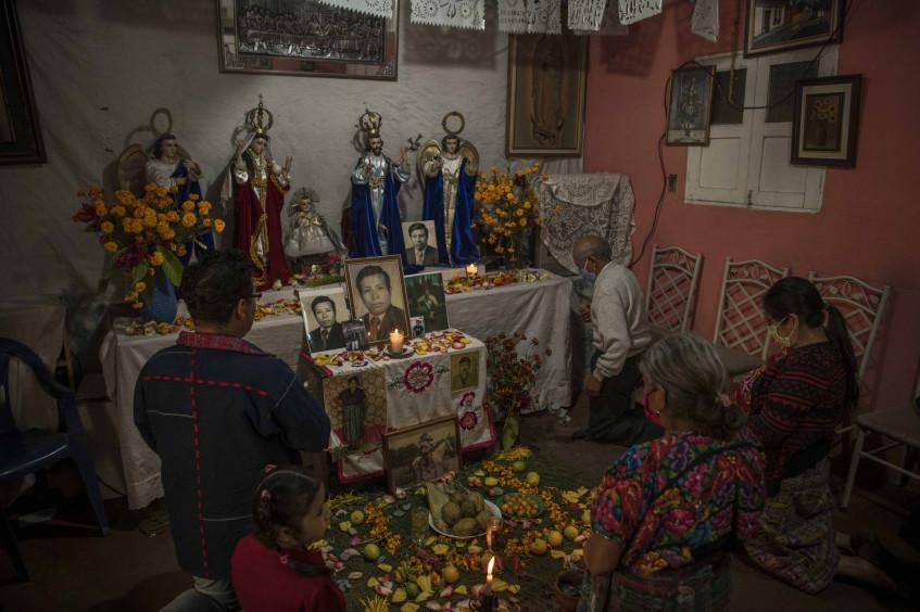Le Jour des morts en Amérique latine : honorer les défunts dans le contexte de la pandémie de Covid-19
