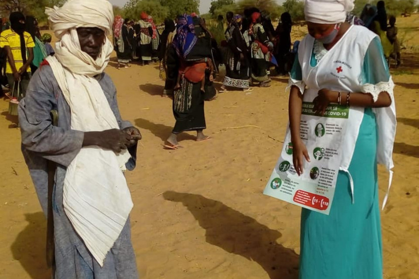 Working together for safe access during the COVID-19 pandemic: The Red Cross Society of Niger and the ICRC