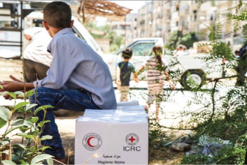 ICRC response to COVID-19: Near and Middle East