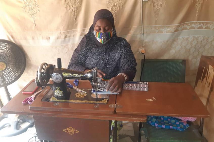 Niger : Kadidjatou, surprendre malgré le handicap