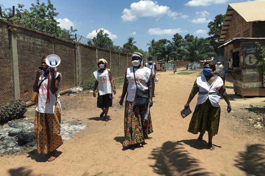 République centrafricaine: notre action de janvier à juin 2020