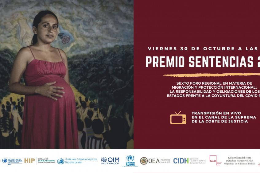 Sentencias judiciales de Ecuador, Costa Rica y México ganan el Premio Sentencias 2020