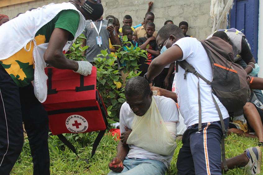 Côte d'Ivoire : 5 choses à savoir sur le CICR dans le contexte électoral