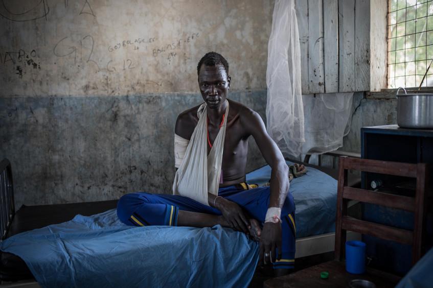 Zehn Jahre nach der Unabhängigkeit kämpfen die Menschen im Südsudan noch immer mit den Folgen der Gewalt