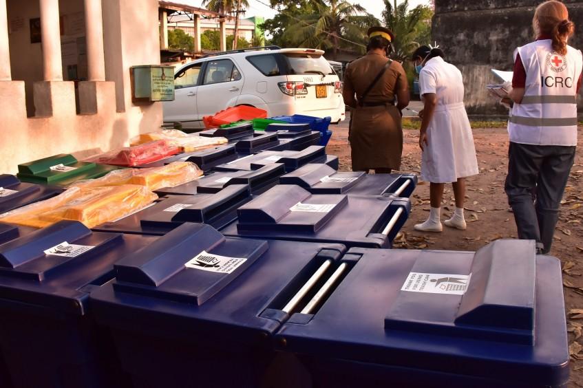 Sri Lanka: Unterstützung der Behörden beim Schutz Inhaftierter und der Bevölkerung vor COVID-19
