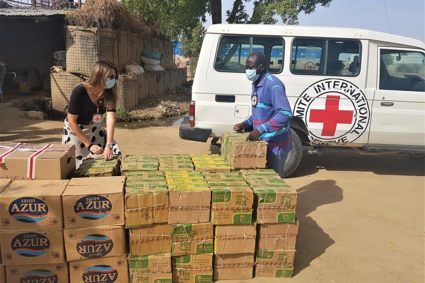 Tchad : notre riposte au Covid-19 en mai 2020