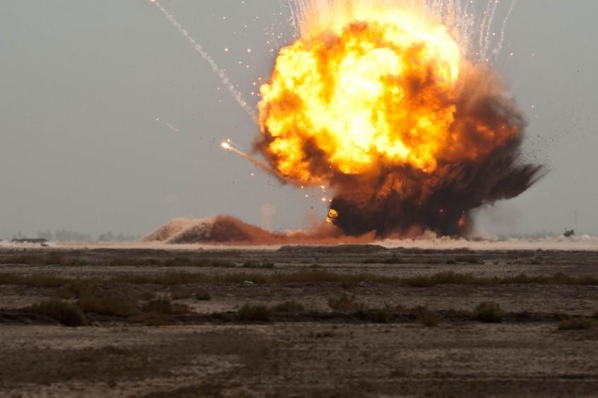 Armas explosivas nas cidades: a devastação e o sofrimento dos civis devem acabar