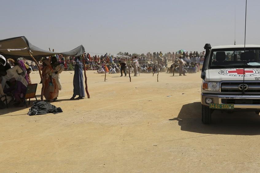 Niger : notre action en 2018