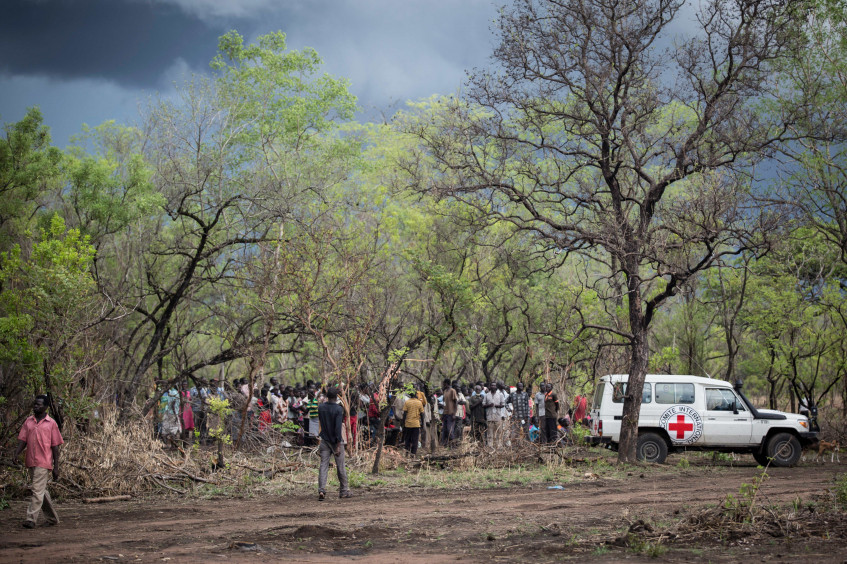 South Sudan: World Bank and ICRC partner to save and change lives