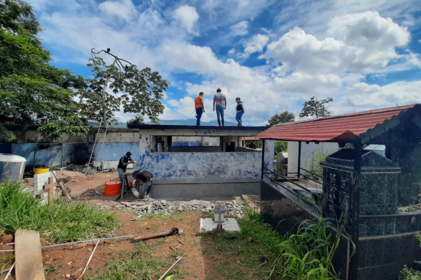 Venezuela: Renovating forensic facilities to ensure dignity for the dead