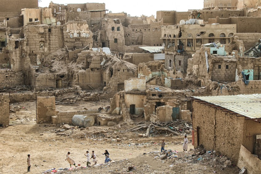 Chronicling the Yemen conflict: 6 photographers tell their stories