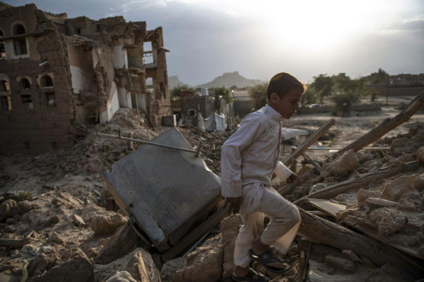 Jemen-Konflikt: Die Augen lügen nie