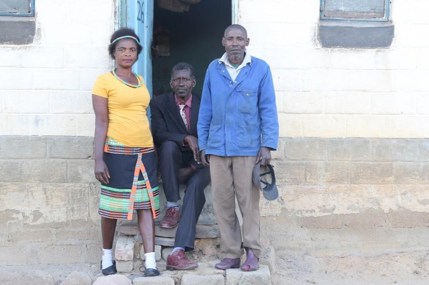 Samson and Sampinya: Reunited after 44 years apart