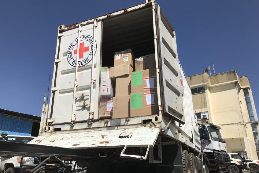 Etiopía: la Cruz Roja envía medicamentos y socorros de urgencia a Mekele para reforzar las estructuras de salud paralizadas