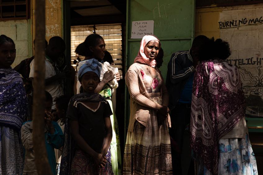 CICV eleva drasticamente orçamento na Etiópia e no Sudão devido a crescimento alarmante das necessidades