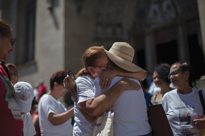 Dia Internacional dos Desaparecidos: para CICV, famílias não podem ser desamparadas