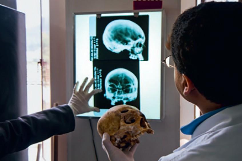Brasil: CICV apresenta sua expertise em ciências forenses em encontro internacional