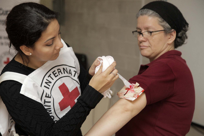 Immense power of first aid training at school – a tool which saves and transforms lives