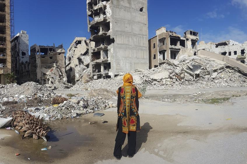 超越术语:帮助因战争而离散的家庭重建联系
