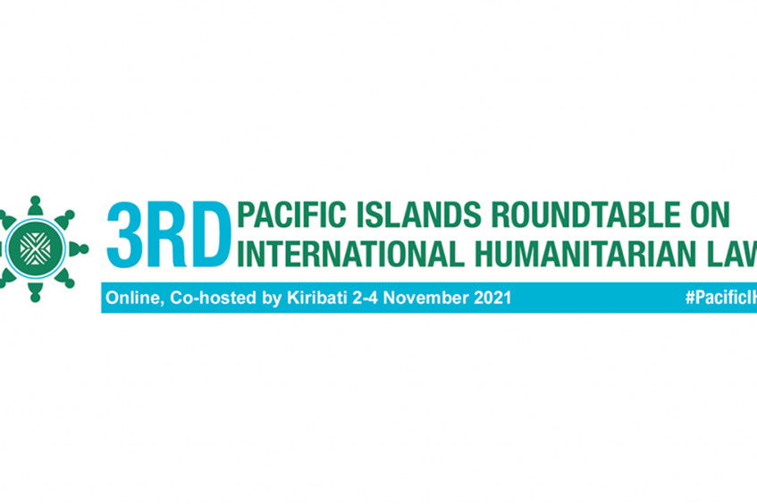 3rd Pacific Islands IHL Roundtable: 2- 4 November 2021