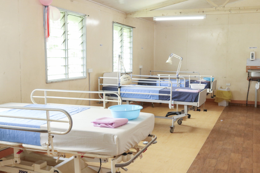Papua New Guinea: ICRC supports Mount Hagen Hospital to better prepare for COVID-19 patients