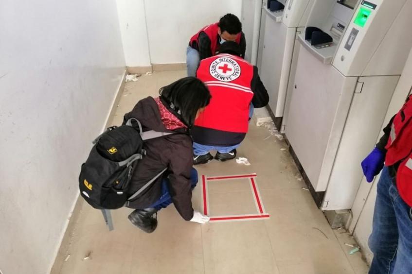 Jordan: Refugees receive lump sum as ICRC concludes Cash Transfer Programme