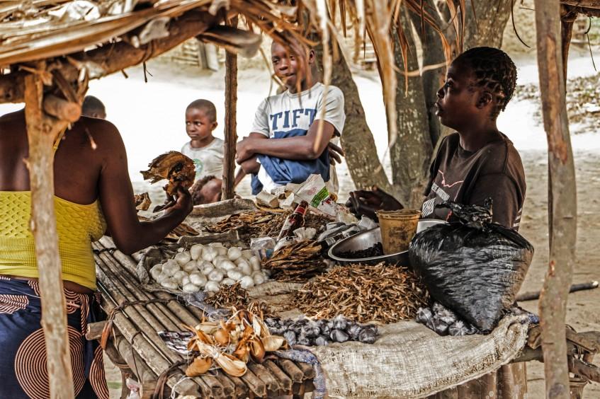République démocratique du Congo : un peu d'argent pour reprendre le cours de sa vie