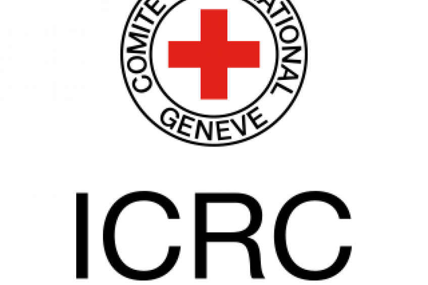 ICRC stock caught in Beirut port fire