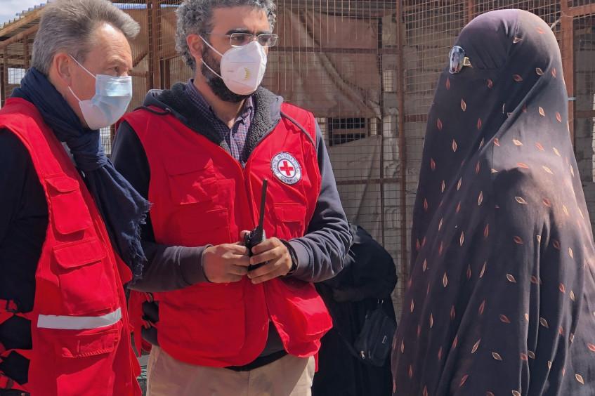 Syrien: IKRK-Präsident drängt auf ein Umdenken der internationalen Gemeinschaft nach zehn Jahren brutaler Krise